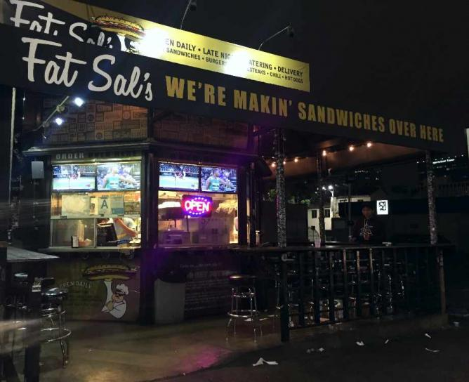 Fat Sal's Deli Shack in Westwood