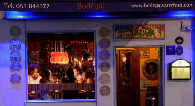 Bodega   Image courtesy of Bodega