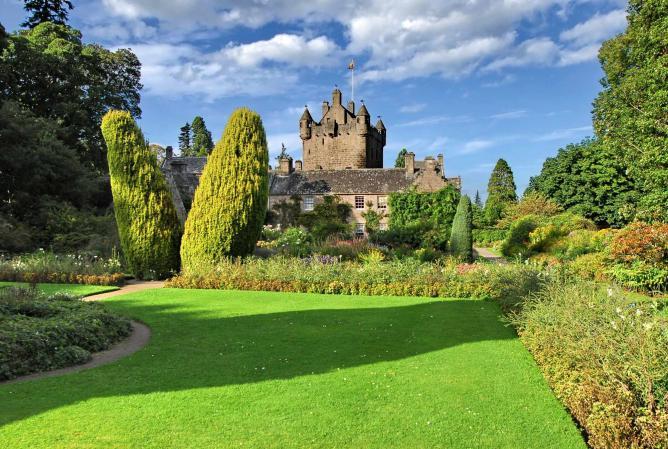 Cawdor Castle | © Mihael Grmek/WikiCommons