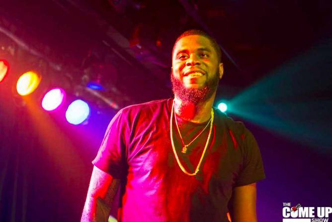 BIG K.R.I.T. Pay Attention Tour - October 10, 2014 in Toronto