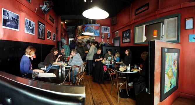 Fidel's Café | Image courtesy of Fidel's Café
