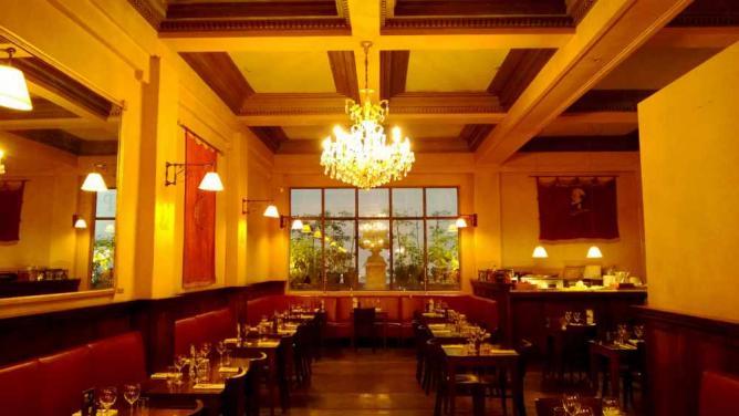 Pravda Café | Image courtesy of Pravda Café