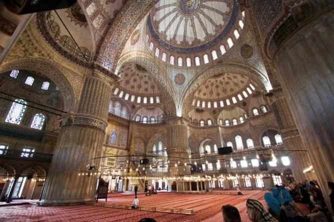 Blue Mosque | © Christian Perez/WikiCommons