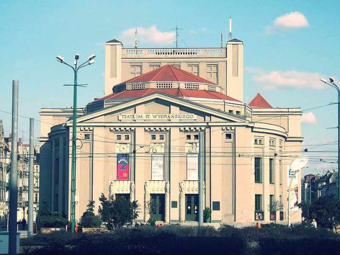 Wyspiański Silesian Theatre | © Petrus Silesius/WikiCommons