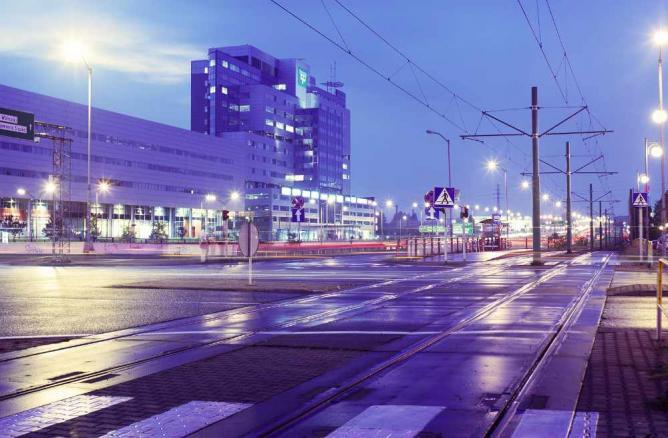 Katowice by night | © Wojtek Mszyca/Flickr