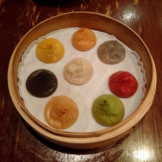 Xiao long bao at Paradise Dynasty © Benjamin Ho.sg/Flickr