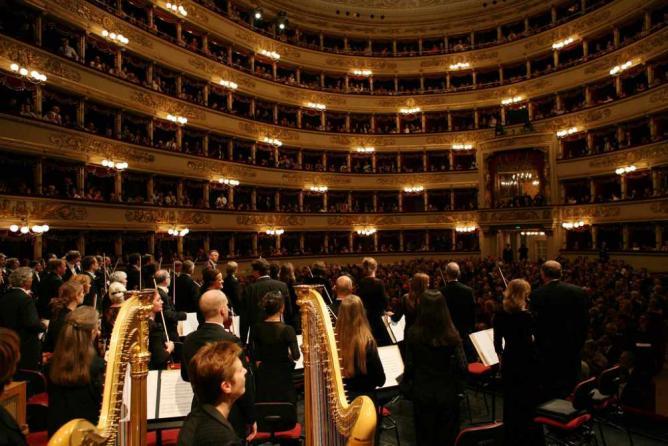 Teatro alla Scala - Royal Concertgebouw