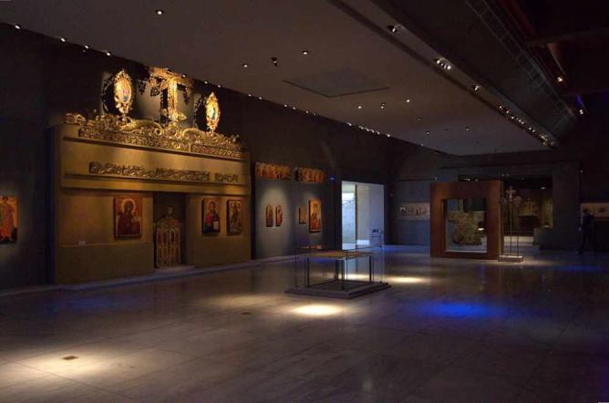 Museum of Byzantine Culture   © Tilemahos Efthimiadis/WikiCommons