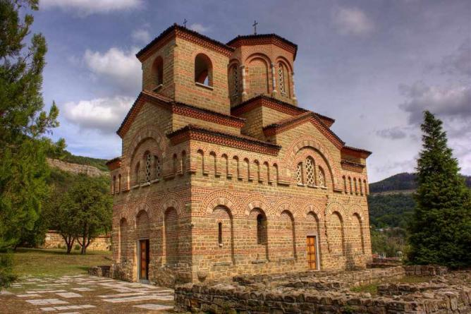 Church of Agios Dimitrios, Thessaloniki   © Klearchos Kapoutsis/WikiCommons