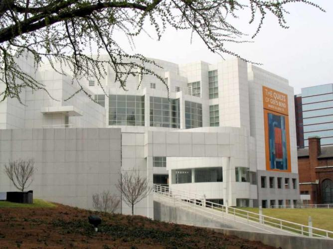 The High Museum of Art | © Lee Coursey