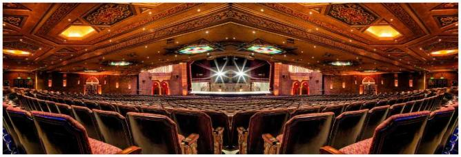 Fox Theatre | © Richard Cawood/Flickr