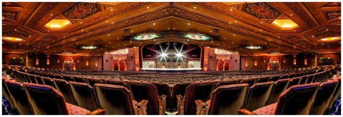 Fox Theatre   © Richard Cawood/Flickr