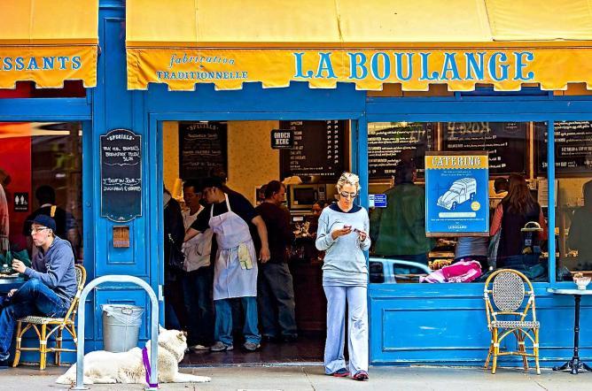 La Boulange | ©ThomasHawk/flickr