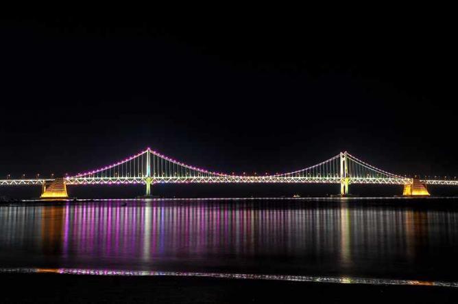 Gwangan Bridge   © Caspian blue/WikiCommons