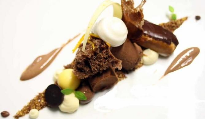 Chocolate Dessert at Het Gebaar | © Payhere/Flickr