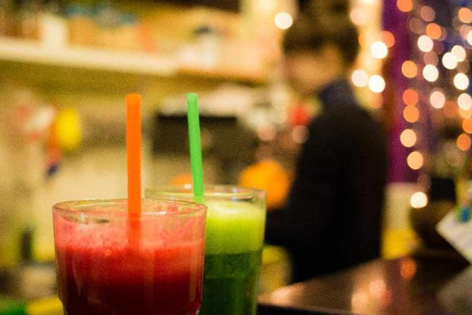 Smoothies | © Ivana Vasilj/Flickr