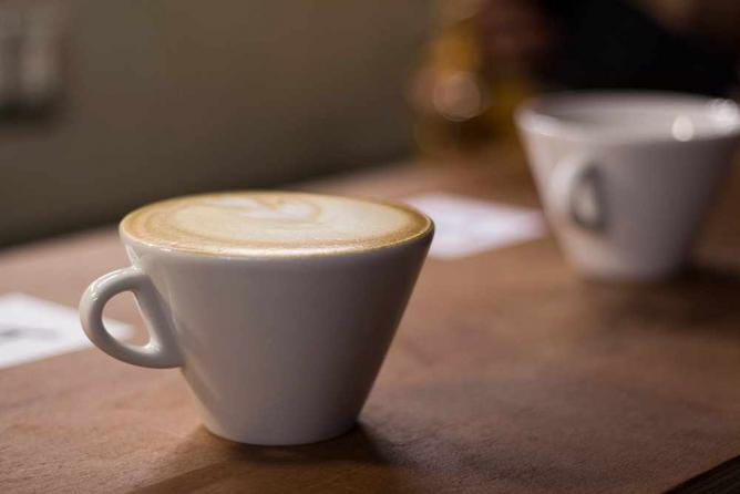 Coffee Latte | © Camila Tamara Silva Sepulveda/Flickr