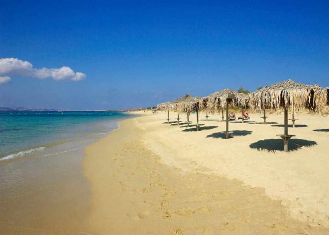 Agia Anna beach, Naxos   © Iliasnaxmood/WikiCommons