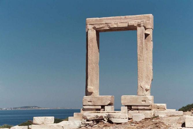 Temple of Apollo, Naxos   © Heiko Gorski/WikiCommons