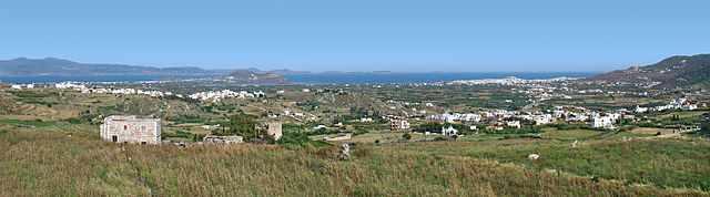 Naxos panoramic view   © Tango7174/WikiCommons