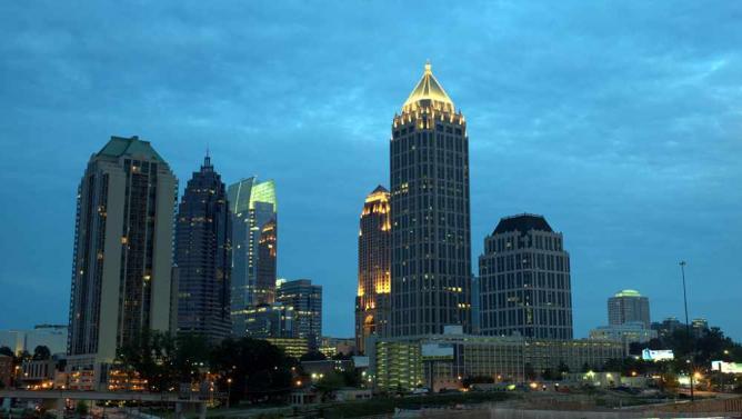 Atlanta Skyline | © pookie_NY/Flickr