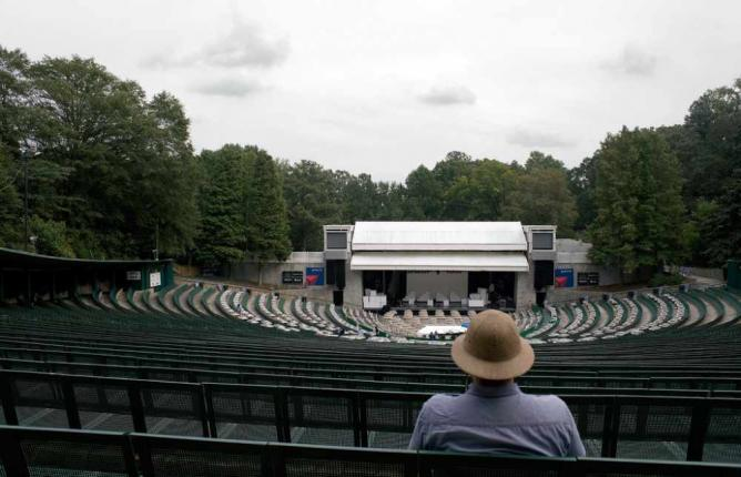 Chastain Park Amphitheater | © Rob Sinclari/Flickr