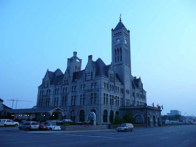 Union Station Hotel   © Easylanish/Flickr