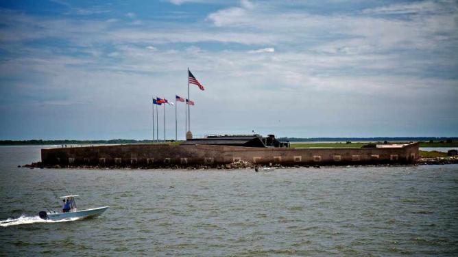 Fort Sumter   © Harry Alverson/Flickr