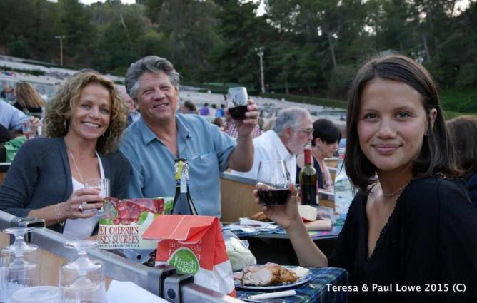 Families can also enjoy a casual dining experience at The Hollywood Bowl
