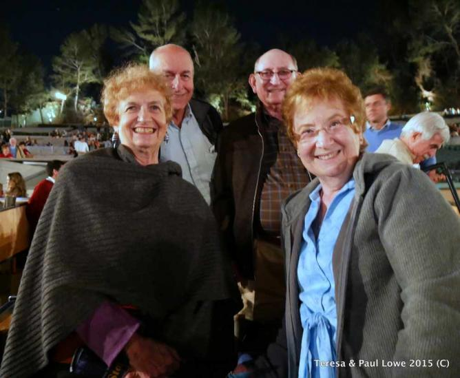 Some families have enjoyed attending events at The Hollywood Bowl for more than 40 years