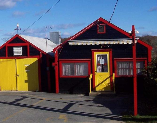 Nunan's Lobster Hut | © InAweofGod'sCreation/Flickr