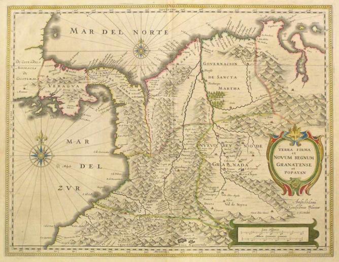 Historic Map | © Douglas Fernandes/ Flickr