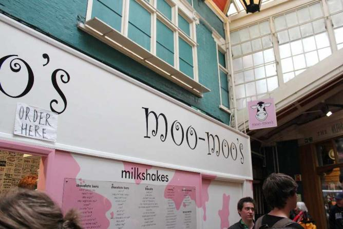 Moo-Moo's, Oxford Covered Market 2011 | © John Ott/Flickr
