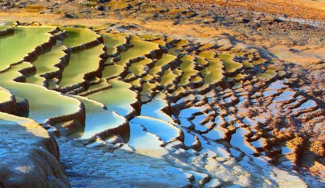 Badab-e Surt | Iran Beautiful Natural