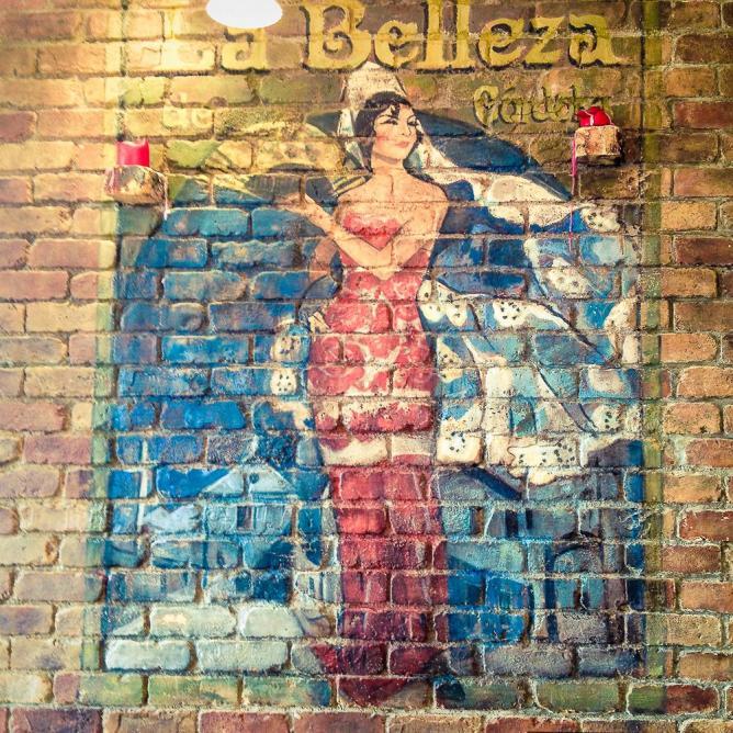 A mural in Tequila Mockingbird © Brett Jones/Flickr