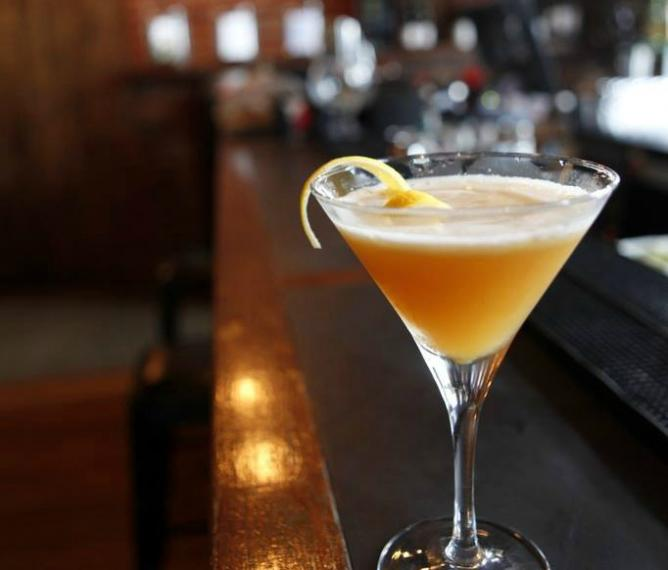 A cocktail from The Monday Room | Image courtesy of The Monday Room
