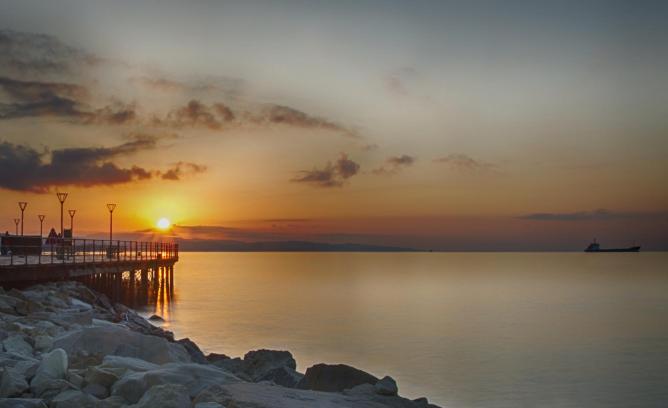 Sunrise in Limassol | © S Argyro/Flickr