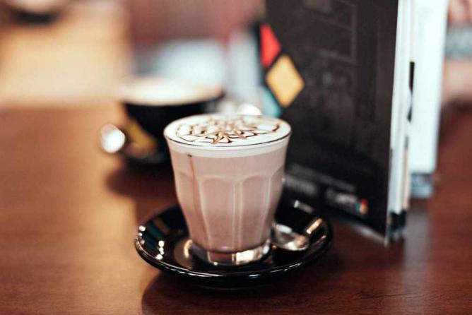 Hot Chocolate   © SachaFernandez/Flickr