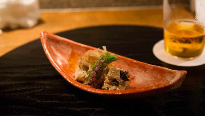 Kaiseki course at Gion Karyo | © Chee Kweng Teoh/Flickr