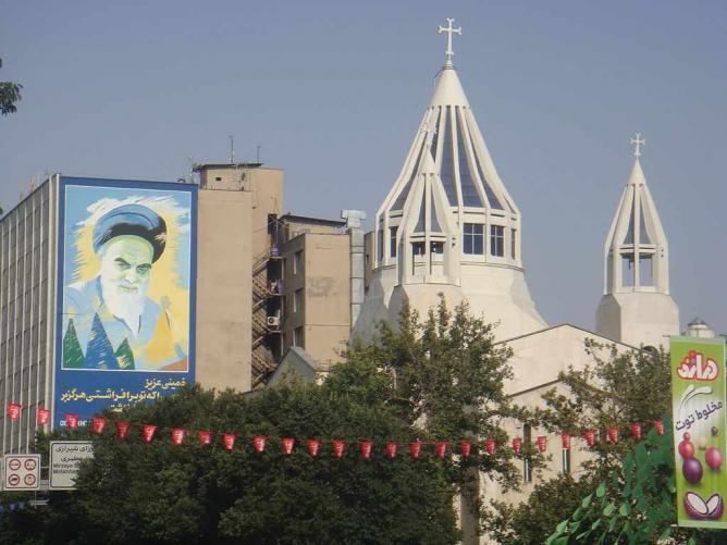 St Sarkis Cathedral | © Orijentolog/Wikicommons