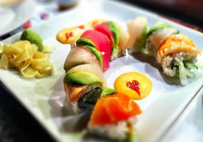 Sushi Roll | © Maru Sushi