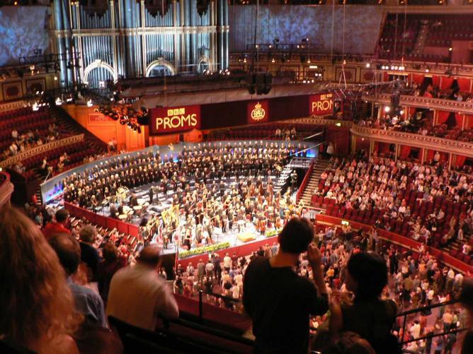 BBC Proms l © Yuichi/WikiCommons