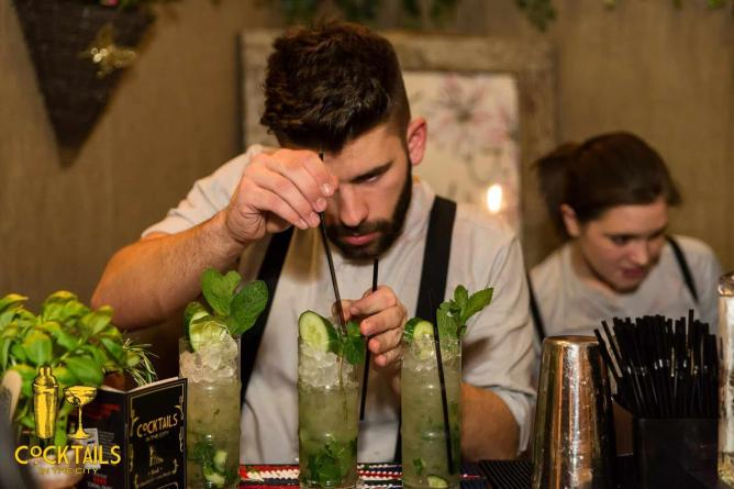 Cocktails in The City l © Cocktails in The City