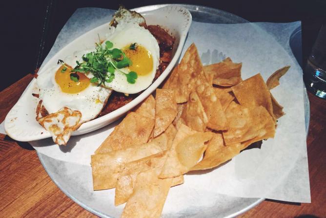 Pibil & Hash from CHICA | Courtesy Ellen Frank-Delgado