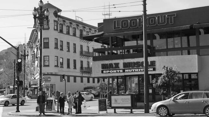 Lookout in The Castro ©Henry Zbysynski/Flickr