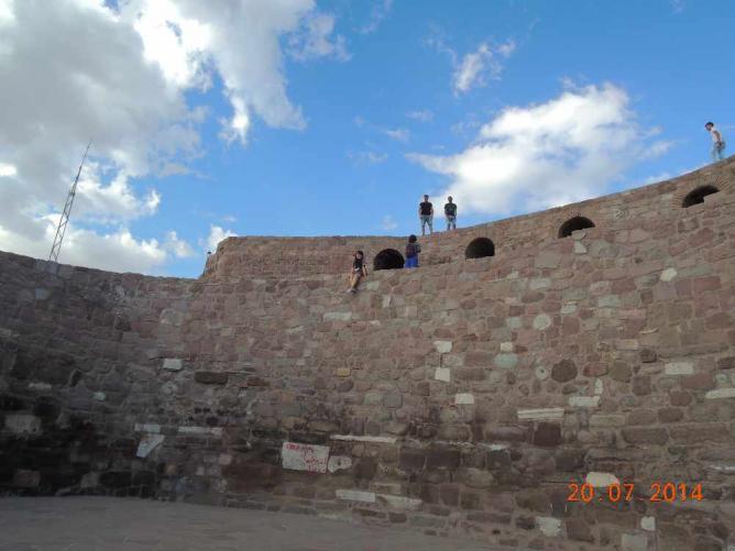 Ankara Castle | Courtesy of Carrie Chan