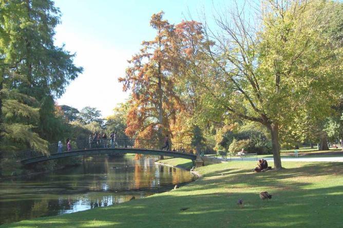 Jardin Public | © Pline/Wikicommons