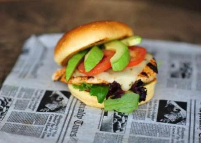 Southwest Chicken Sandwich | Courtesy Twisted