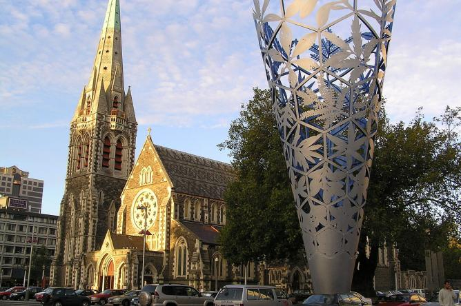 Christchurch © Mr Tickle/Flickr