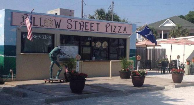 Billow Street Pizza | Courtesy of Billow Street Pizza